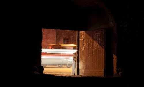 건물, 긴 노출, 문, 어두운의 무료 스톡 사진