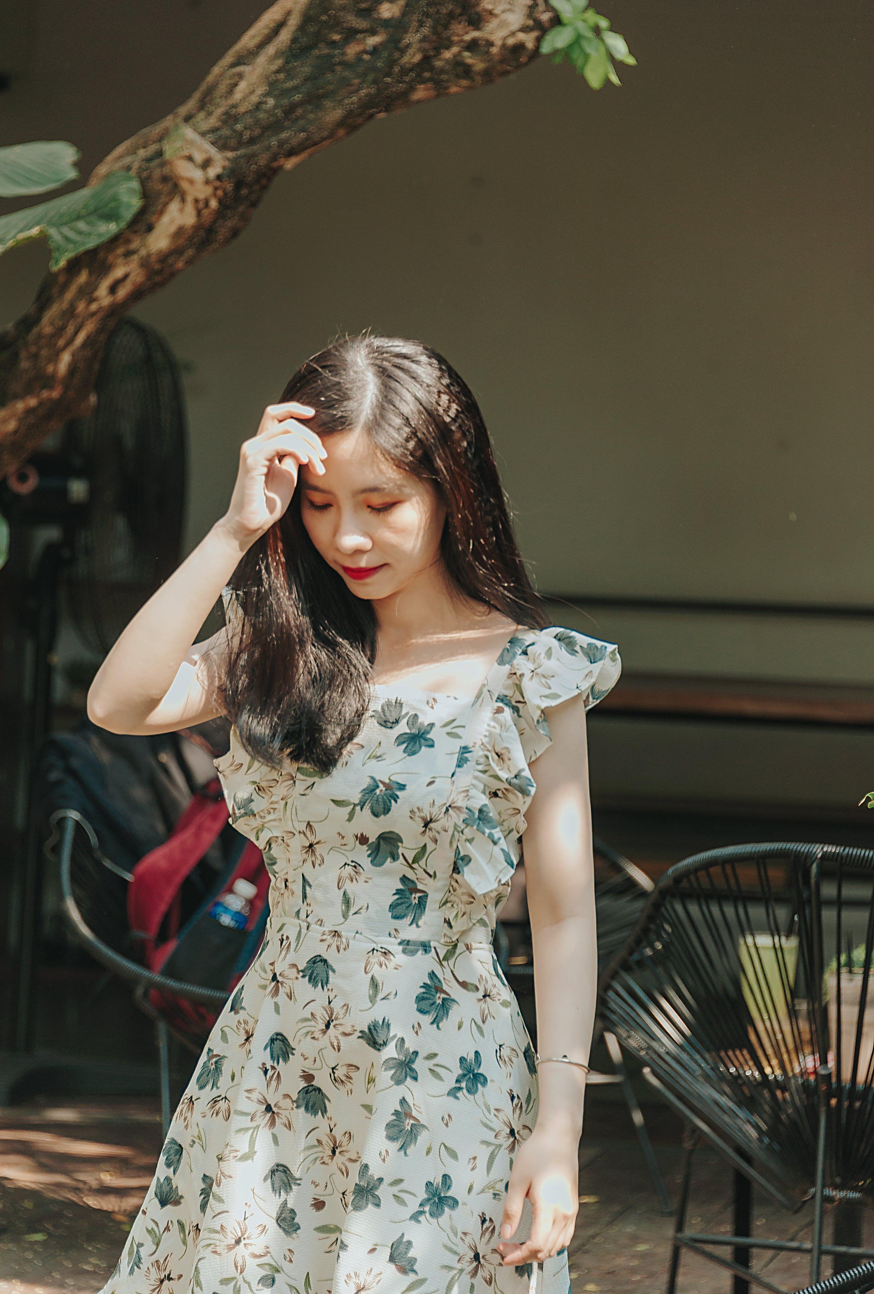 おしゃれ, アジアの女性, アジア人, アジア人女性の無料の写真素材