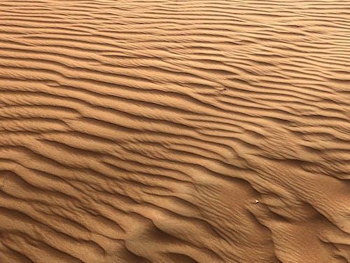 Ripples on Sand