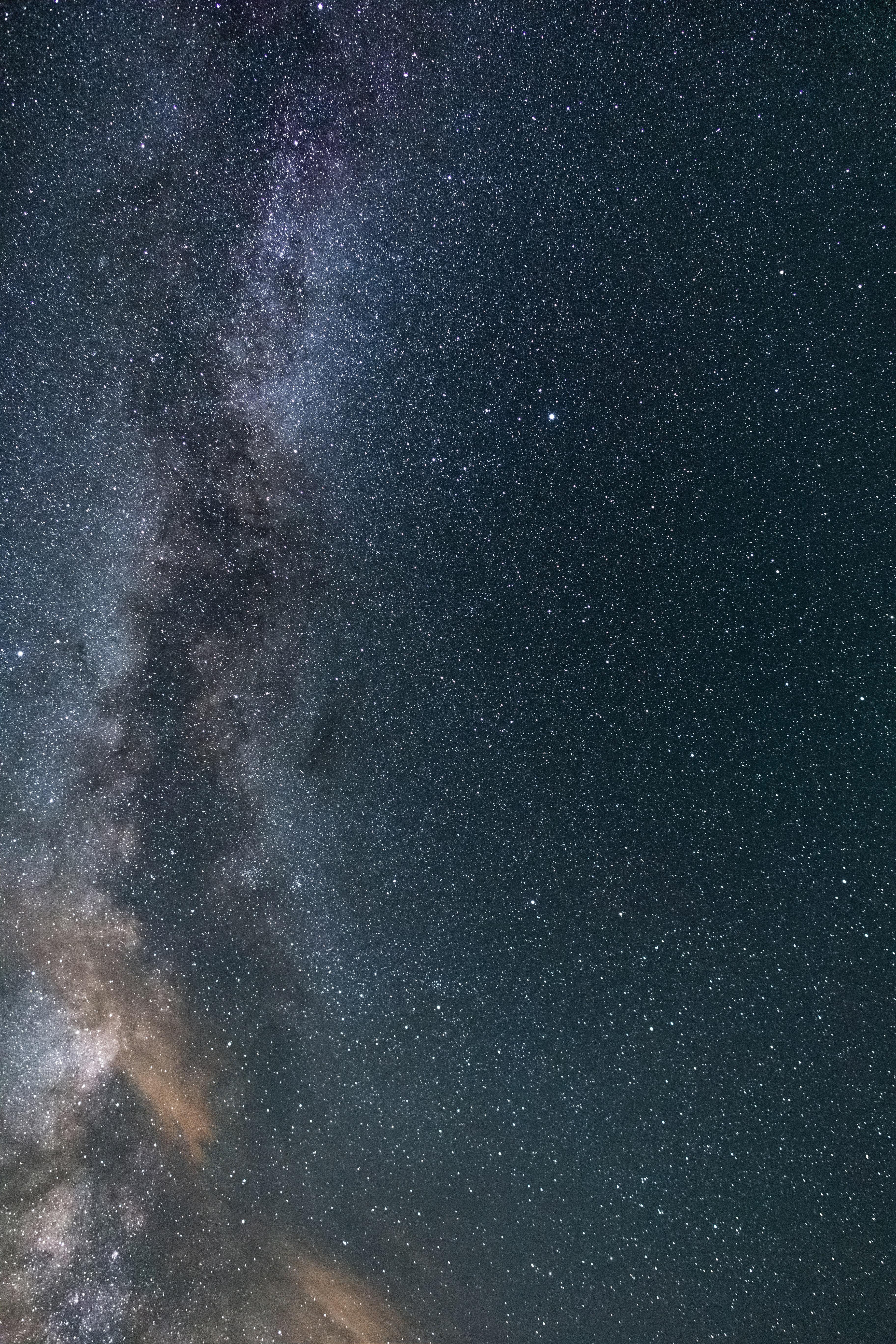 Foto Gratuita Di Astronomia Cielo Notturno Cielo Stellato