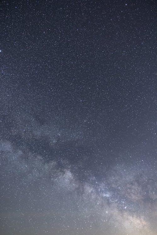 Imagine de stoc gratuită din astronomie, Calea Lactee, celebrități, constelații