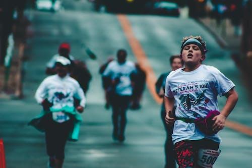 Δωρεάν στοκ φωτογραφιών με αγώνας δρόμου, άθλημα, αθλητές, άνδρας