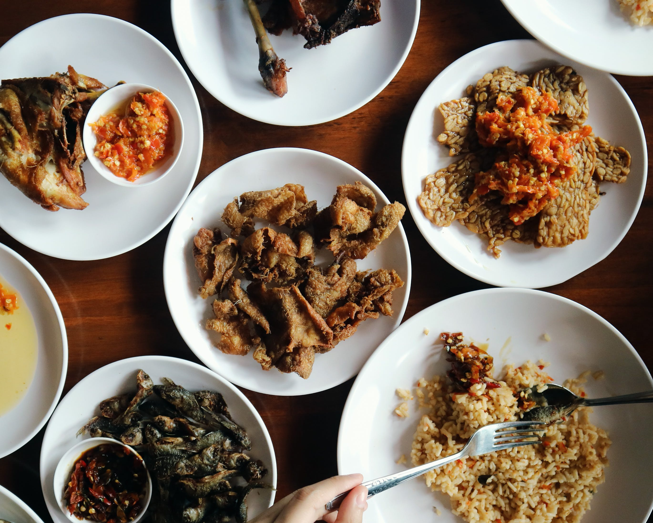 Free stock photo of asian food, delicious, food, Fried rice