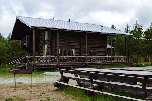 Kostnadsfri bild av alaska, arkitektur, byggnad, camping