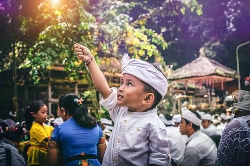 Lesson of wisdom balinese : choose the right words