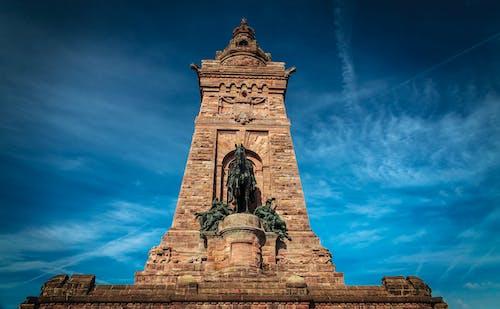 Ảnh lưu trữ miễn phí về barbarossa, bầu trời, bức tượng, cục đá
