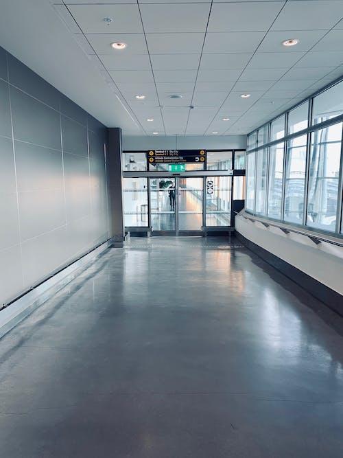 Foto d'estoc gratuïta de aeroport
