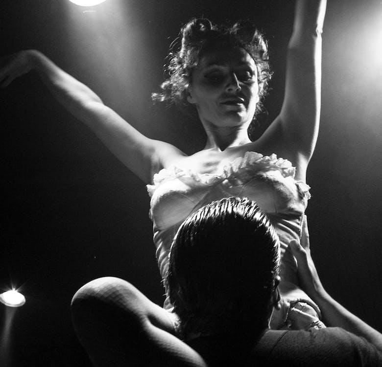balletdanser, dans, danser