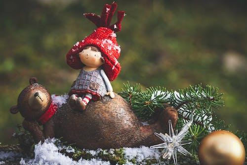 Imagine de stoc gratuită din celebrare, Crăciun, decor, prim-plan