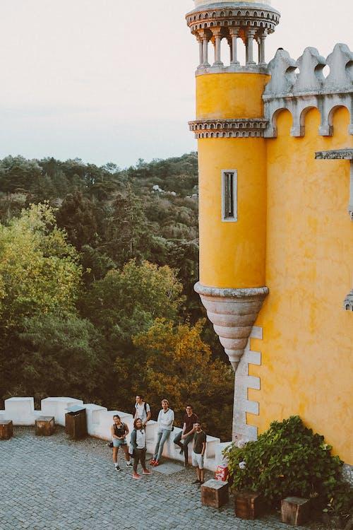 Gratis stockfoto met architectuur, attractie, bomen, buitenkant