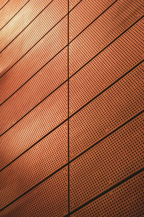 architektura, brązowy, ekspresja
