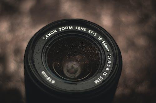 canon, fotoğrafçılık, ıslak, kara içeren Ücretsiz stok fotoğraf
