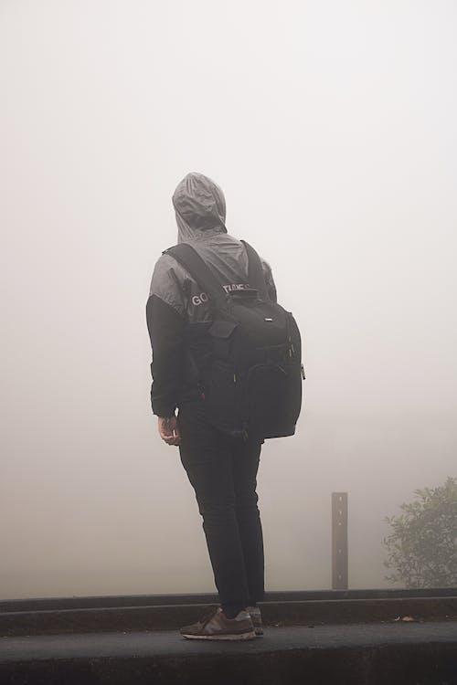 Free stock photo of adventure, camera bag, explorer, fogo