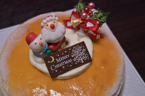 Ingyenes stockfotó Karácsony, Karácsonyi dekoráció, sajt, sajttorta témában