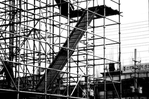 Gratis lagerfoto af byggeplads, byggeri, Under opførelse