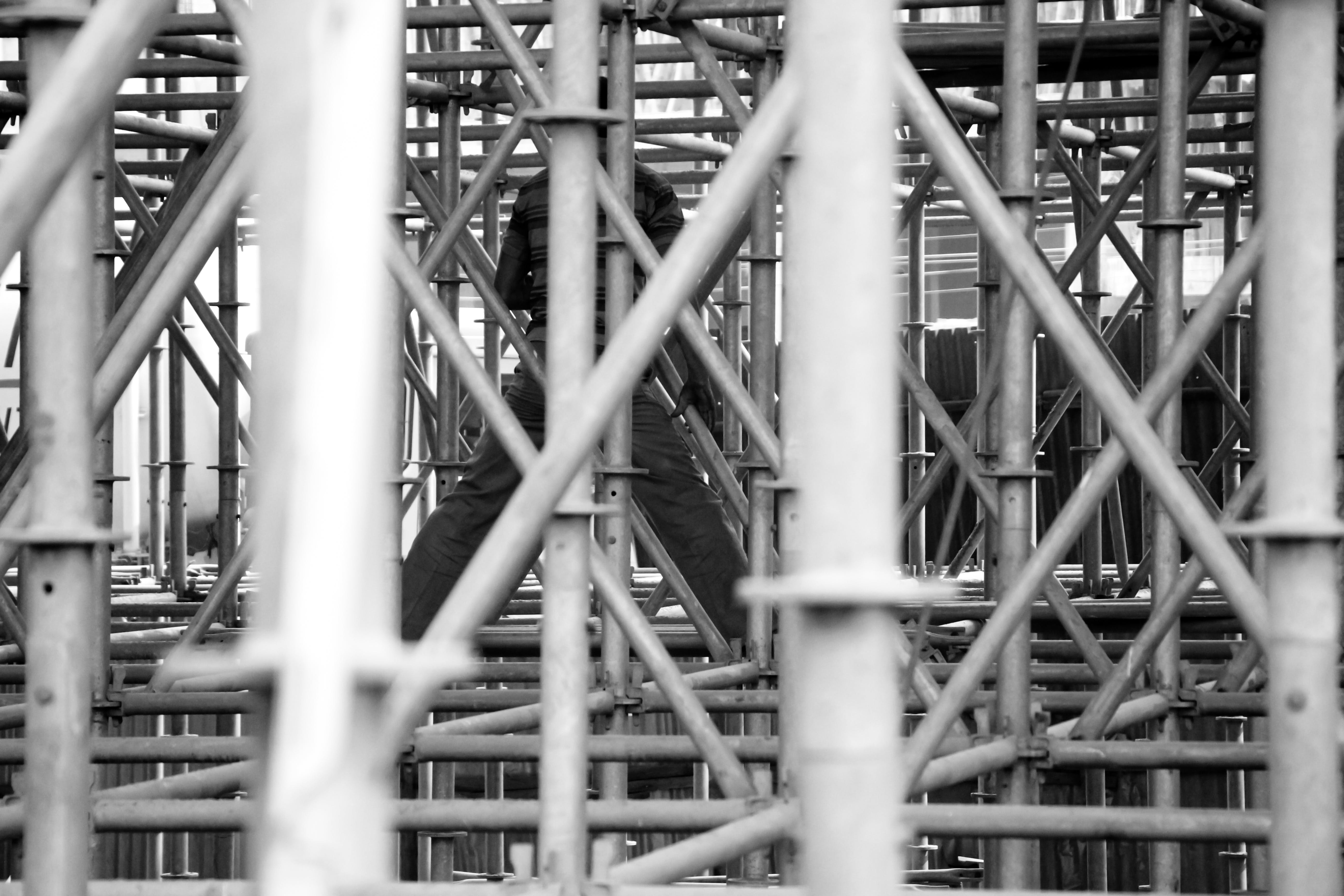 Free stock photo of construction, construction site, construction work