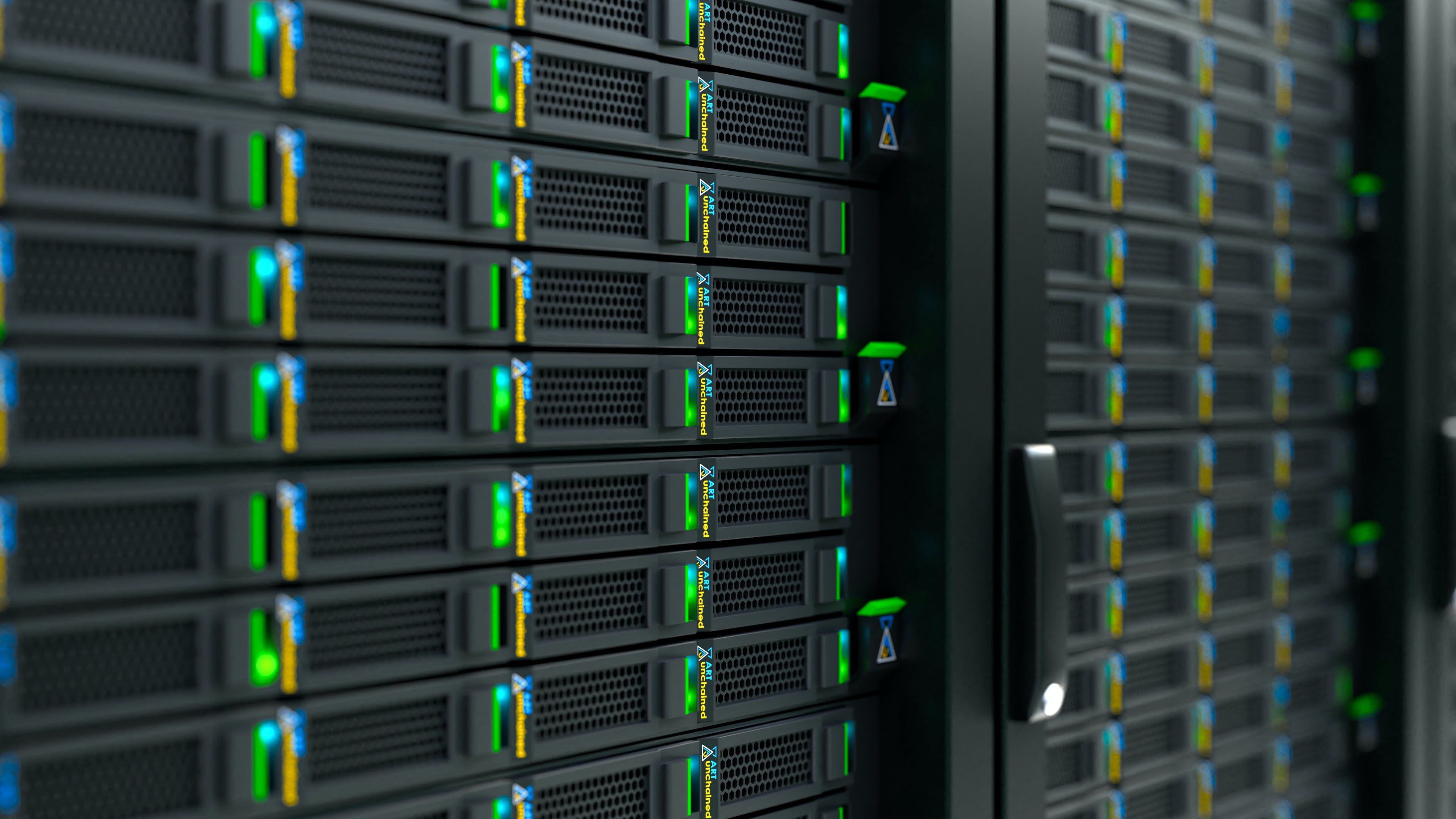 Free stock photo of server