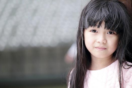 Kostenloses Stock Foto zu mädchen, niedlich, jung, porträt