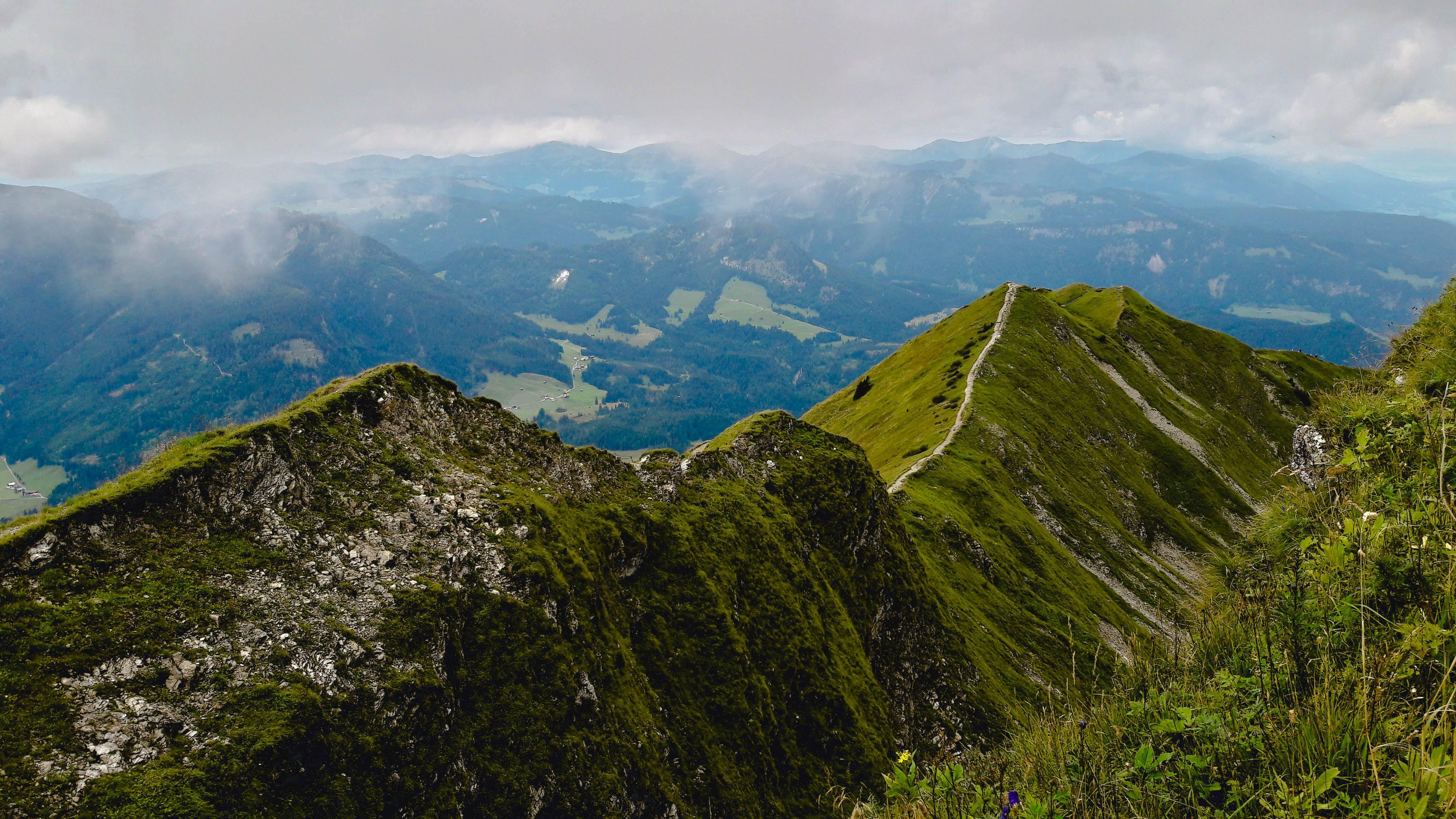 Kostenloses Stock Foto zu landschaft, berge, natur, himmel