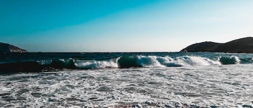 Foto profissional grátis de água, céu, Córsega, litoral