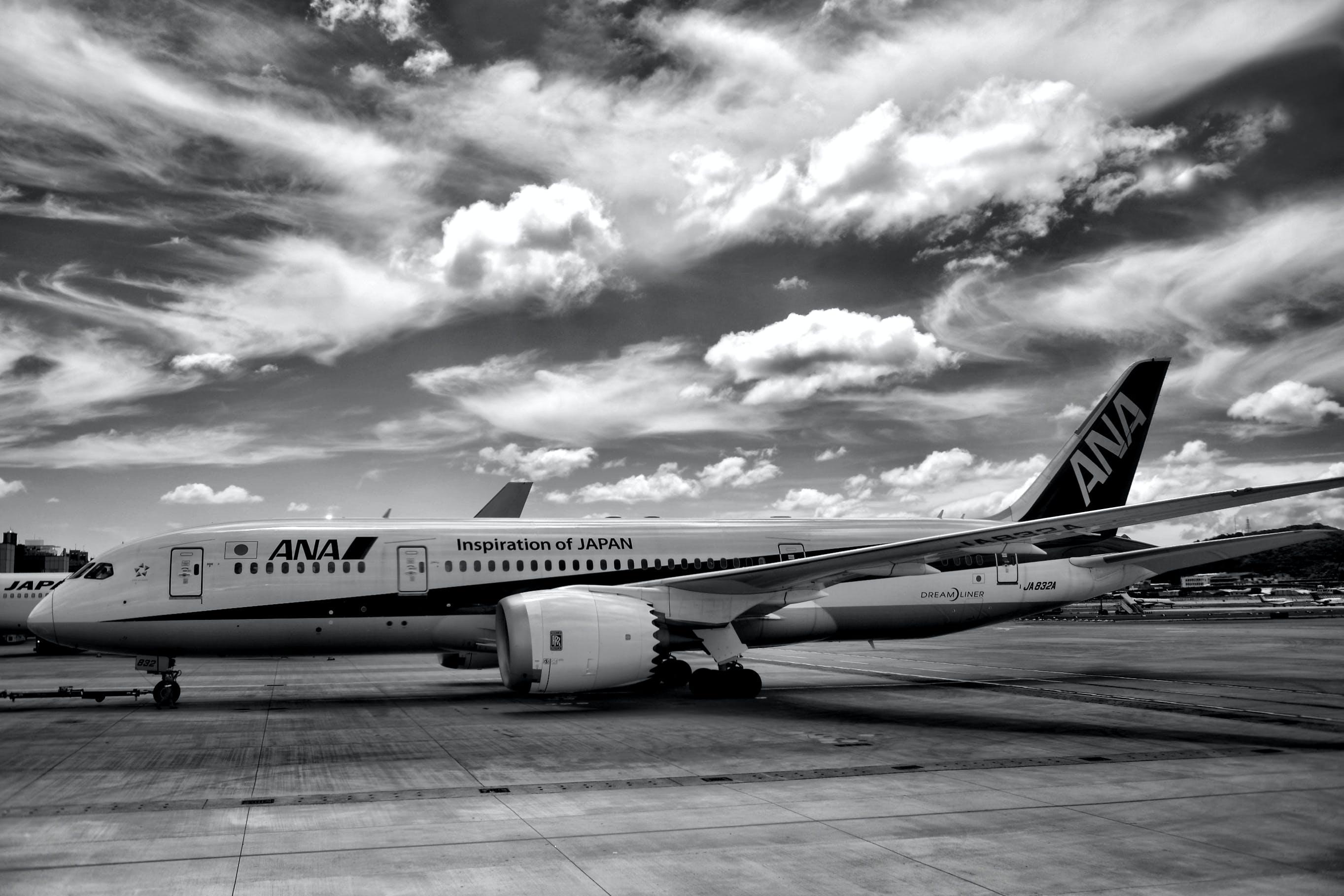 αεροδρόμιο, αεροπλάνο, αεροπλάνο γραμμής