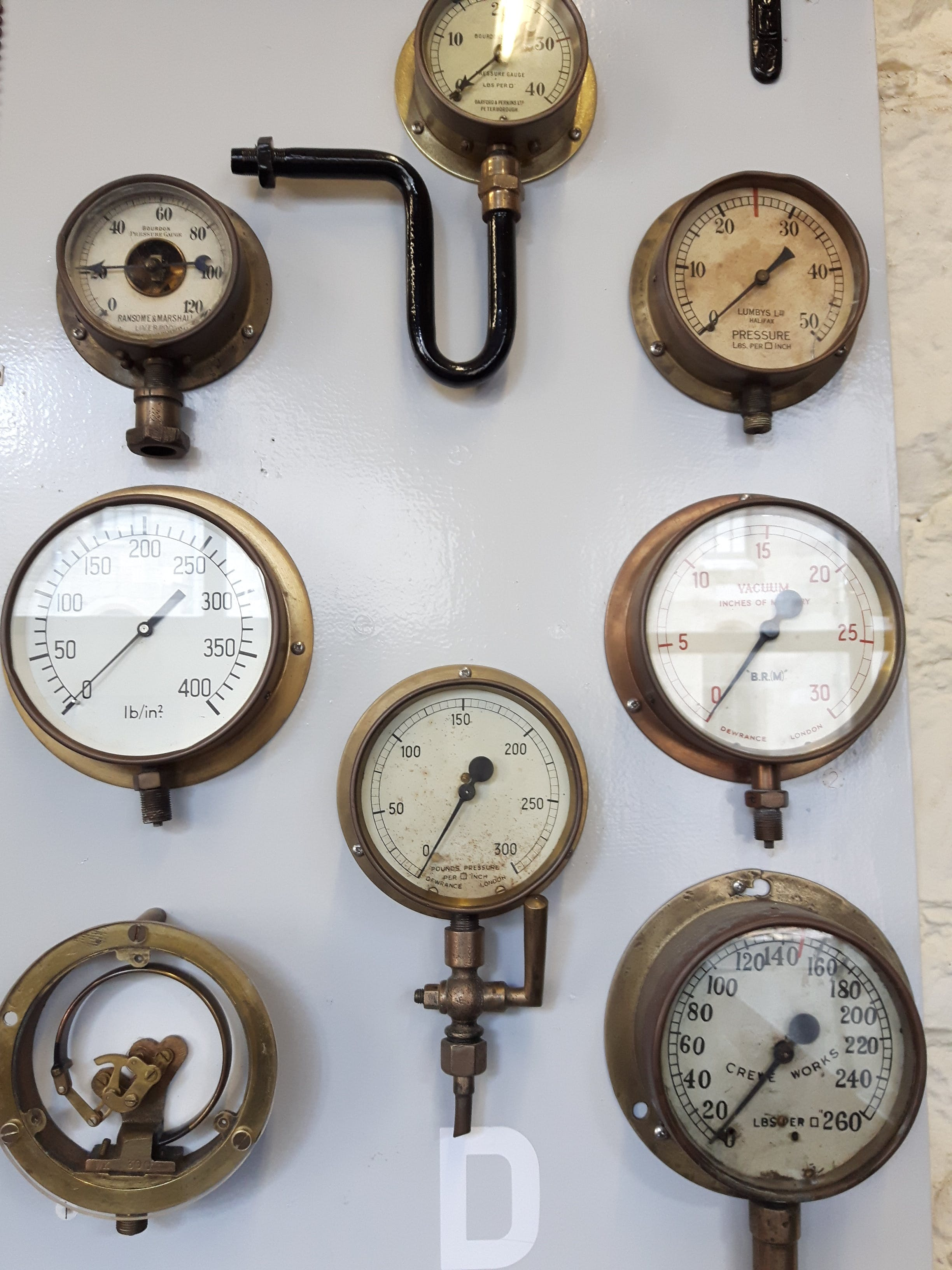Free stock photo of dials, pressure guage, steam, steam engine