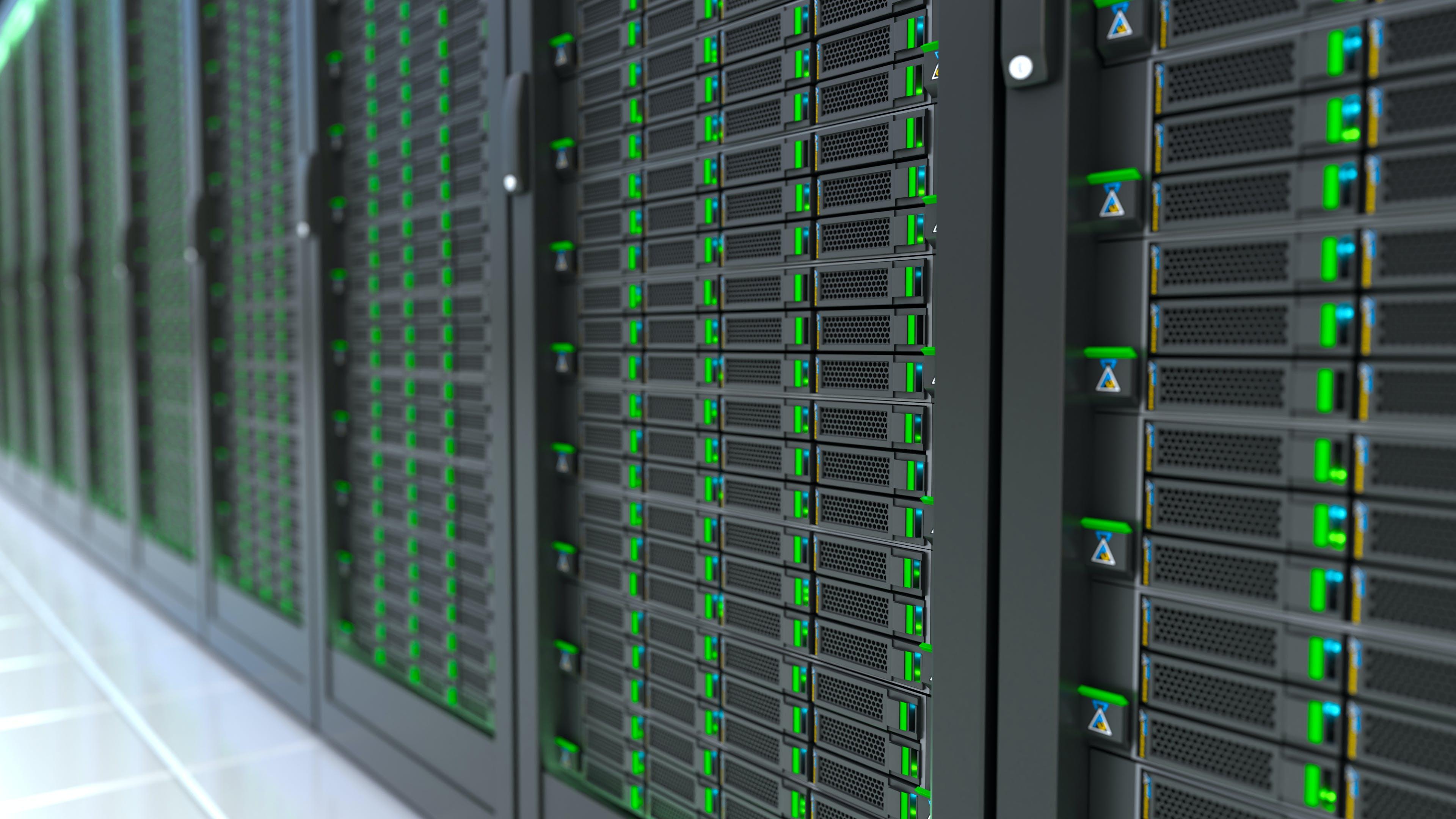 Kostenloses Stock Foto zu web-design, server, hosting