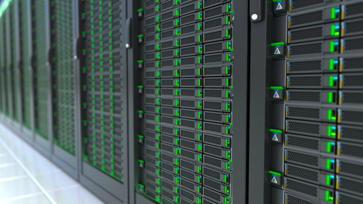 hosting, server, server-room