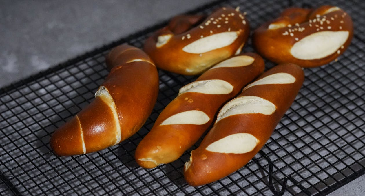 Five Baked Breads