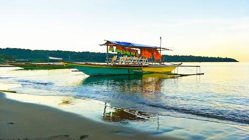 Free stock photo of Bataan, boat, early morning, lifesaver