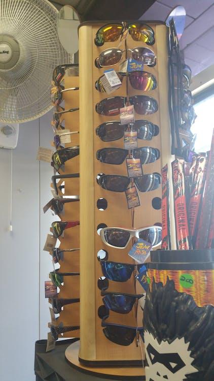 retail, sunglasses