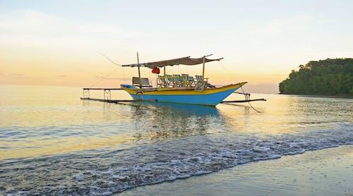 Free stock photo of Bataan, Bataan saysain, boat, early morning