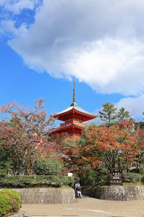 Fotobanka sbezplatnými fotkami na tému chrám, japončina, japonská kultúra, Japonsko