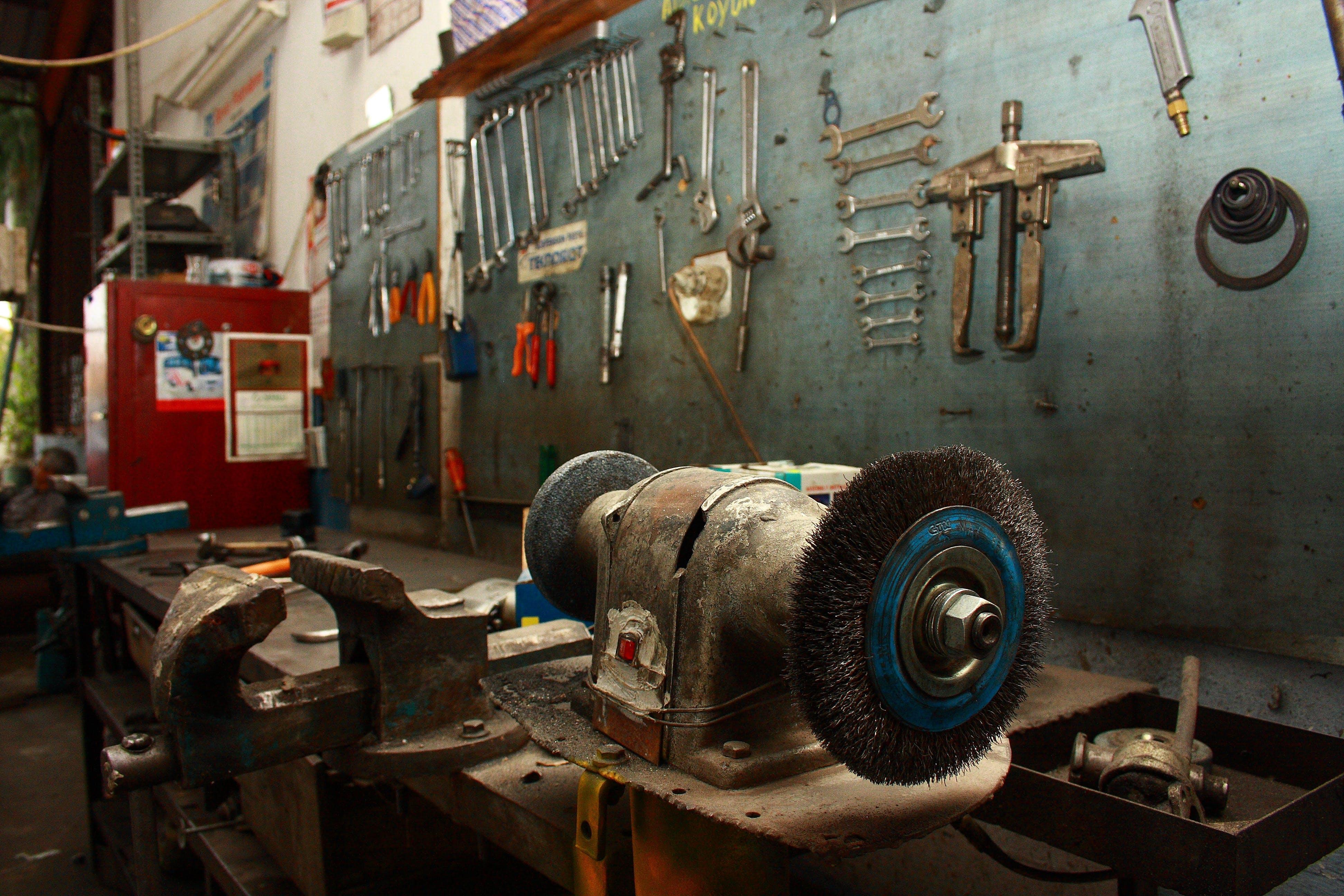 Gratis stockfoto met apparaat, binnen, gereedschap, ijzer
