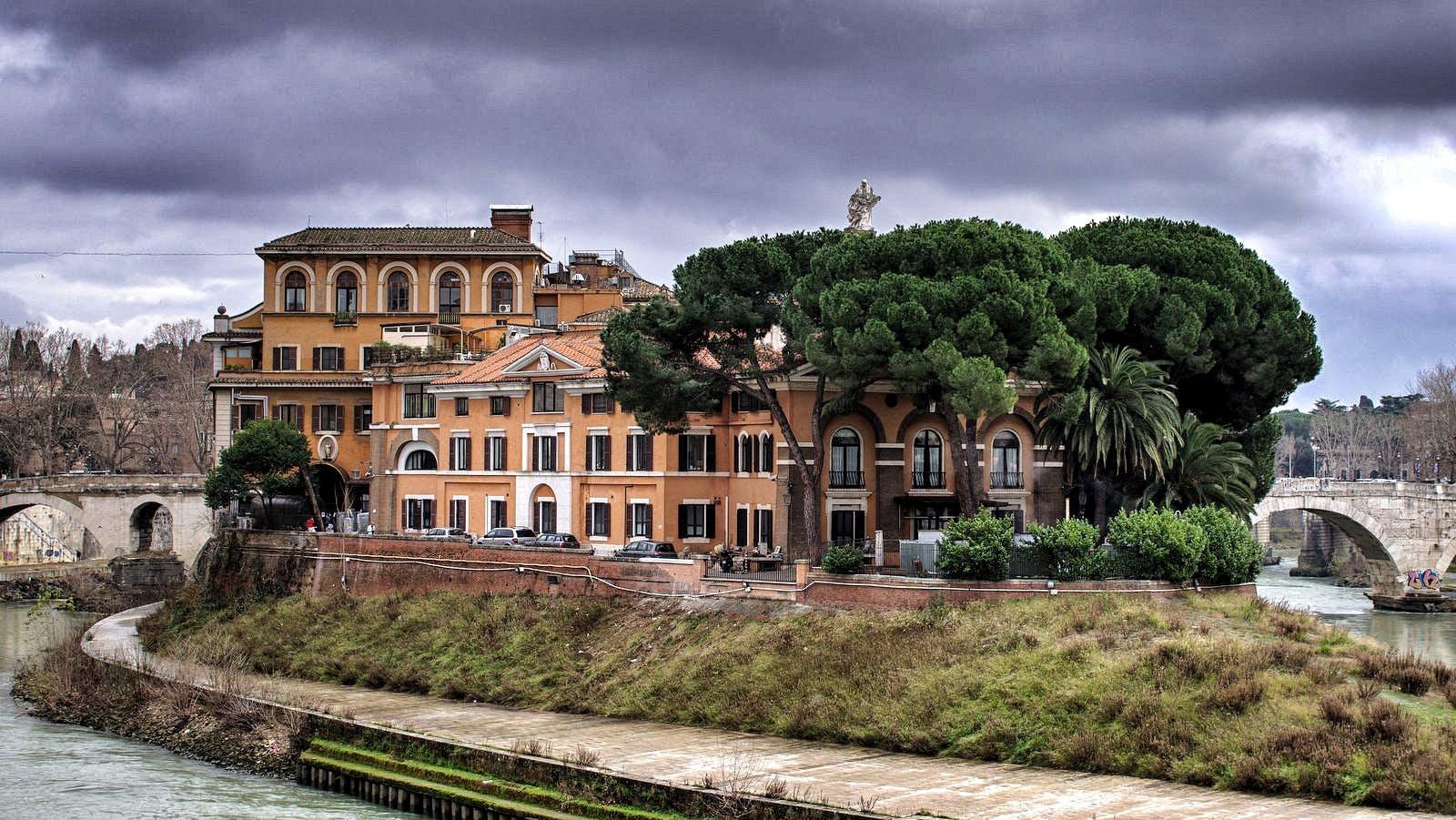 Základová fotografie zdarma na téma architektura, budova, strom, voda