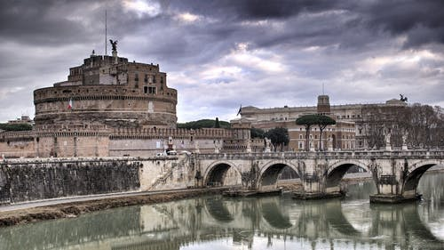 Photos gratuites de architecture, bâtiment, building, castel sant'angelo