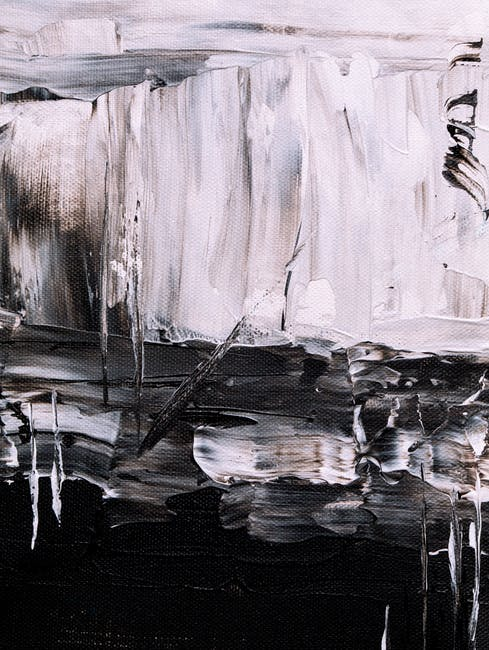 Abstract abstract painting art contemporary art