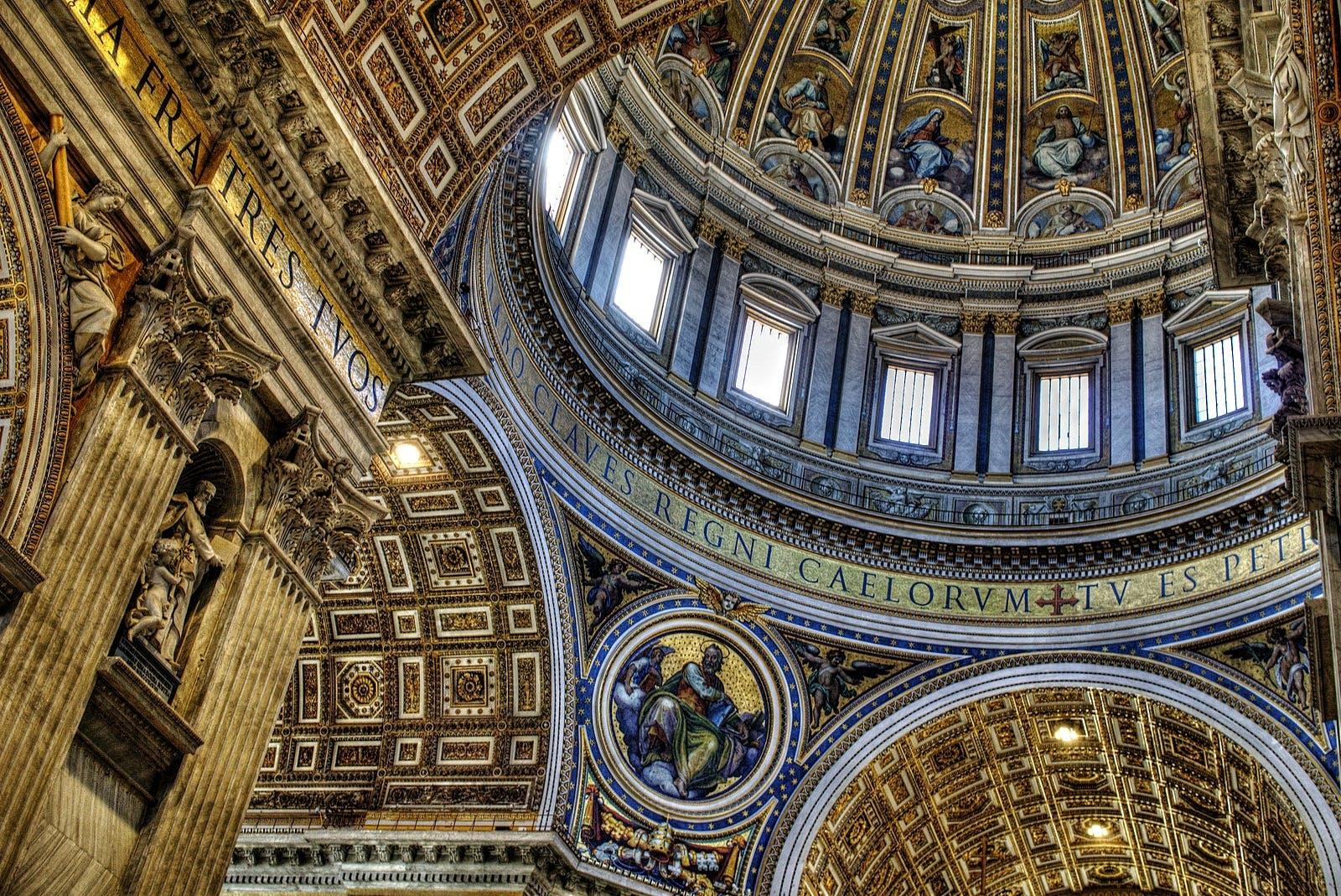 ドーム, 大聖堂, 天井, 建物の無料の写真素材