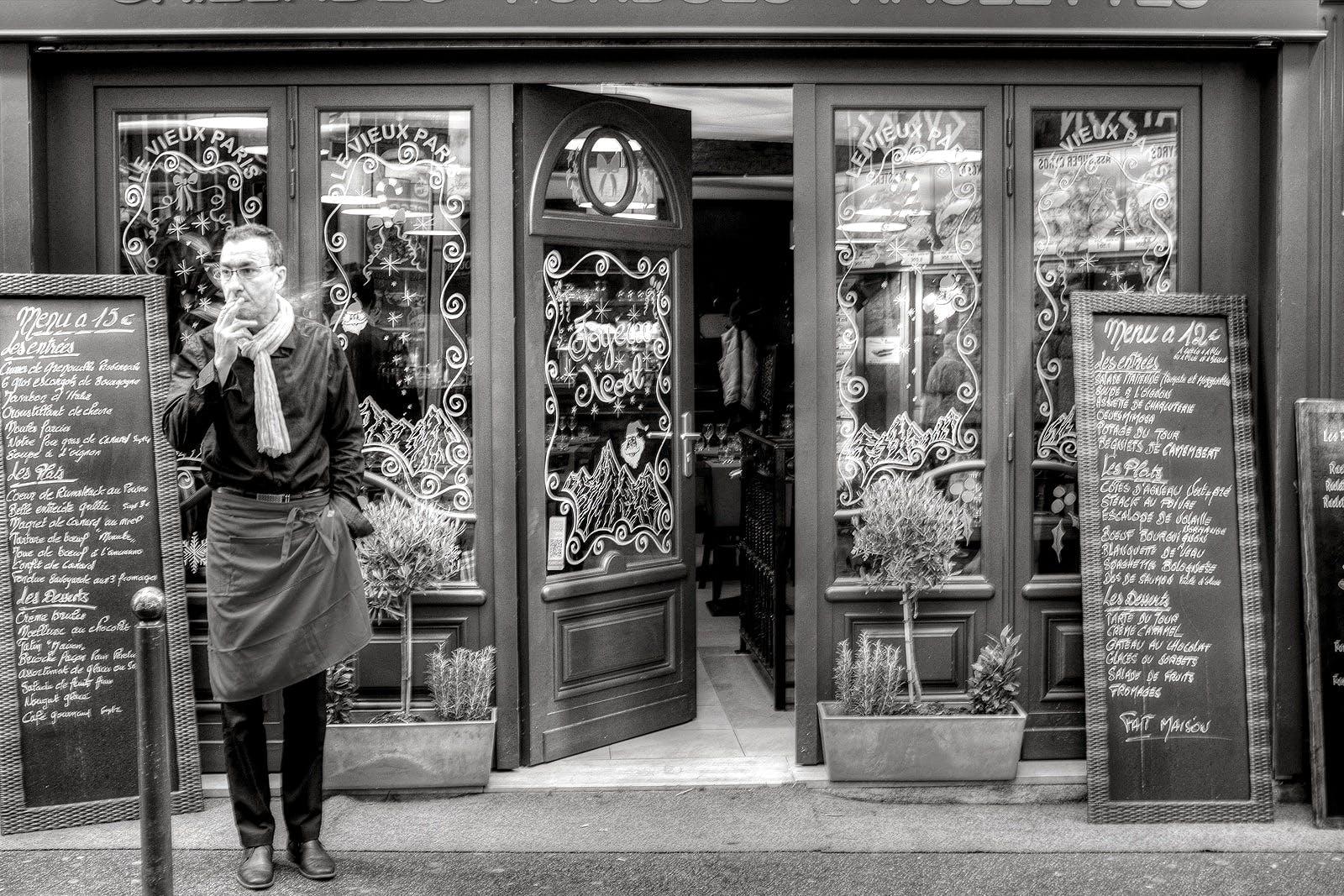 おとこ, ドア, レストラン, 人の無料の写真素材