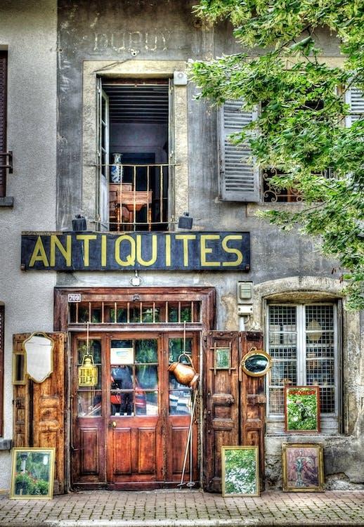 acción, arquitectura, calle