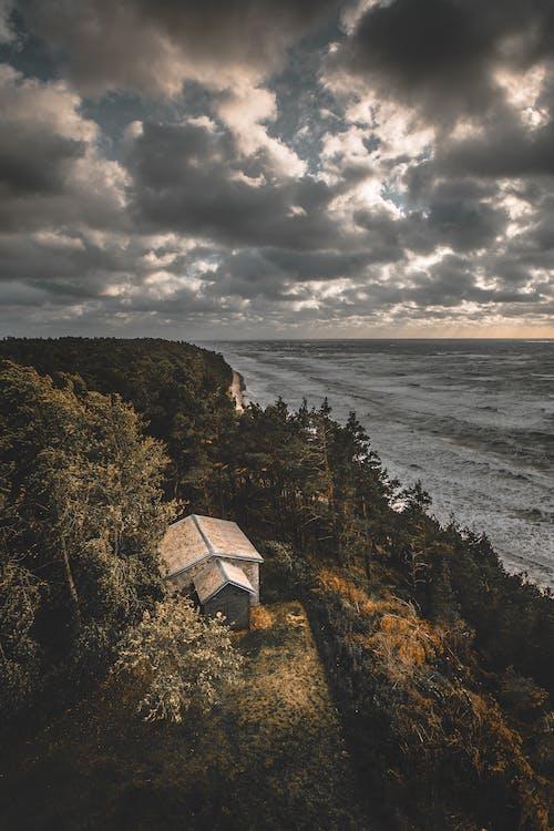 Gratis lagerfoto af bølger, hav, havudsigt, havvand