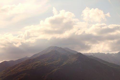 Photos gratuites de italie, montagnes, nature, nuages