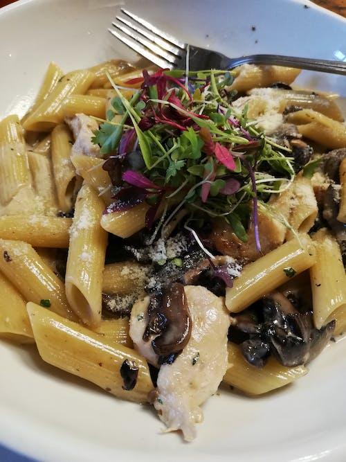 Gratis lagerfoto af italiensk, kylling, lækker, mad
