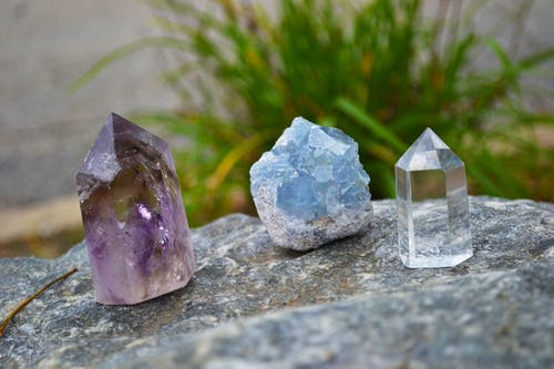 Free stock photo of crystals, gems, healing, quartz
