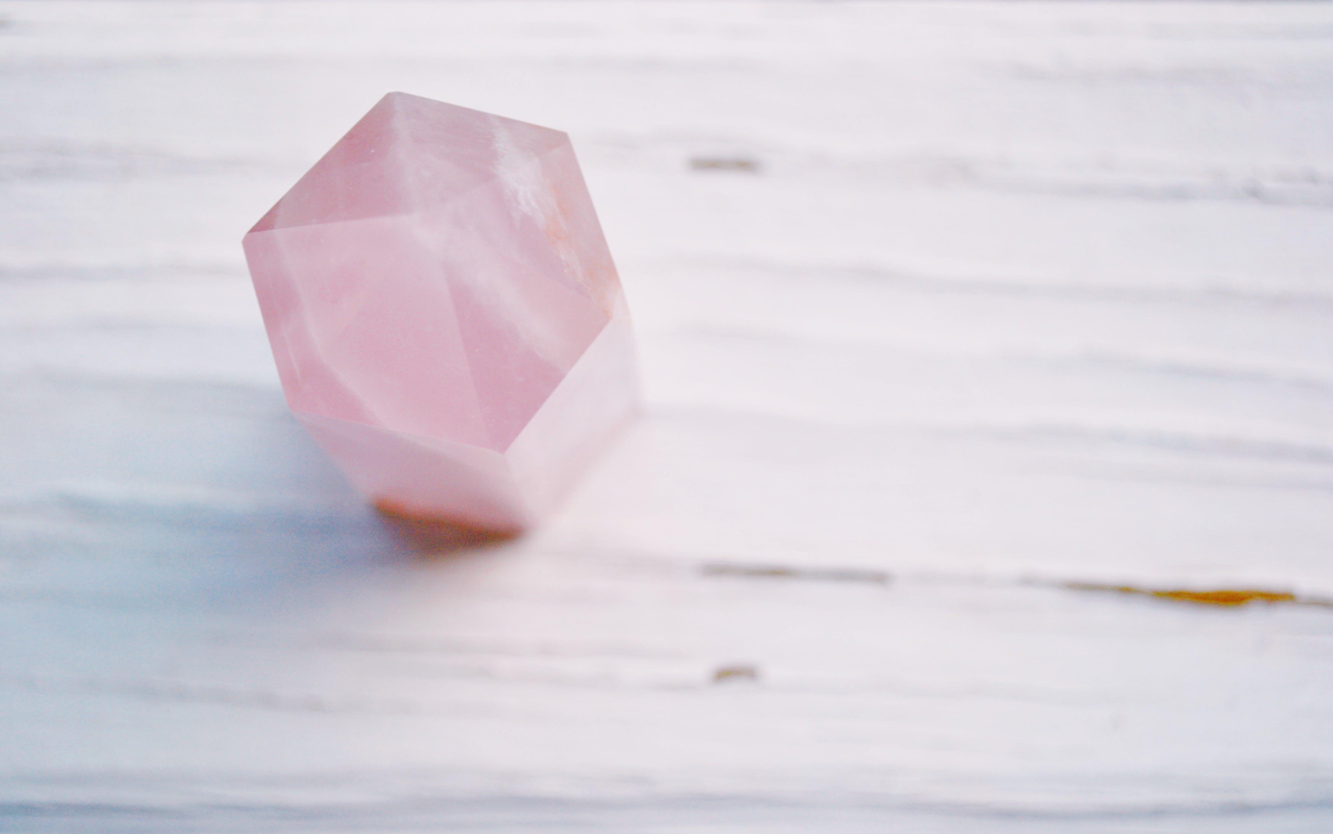 Gratis lagerfoto af close-up, fokus, form, helbredende krystal