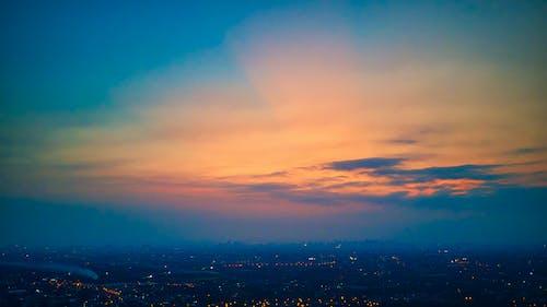 Imagine de stoc gratuită din apus, ceață, cer, cer impresionant