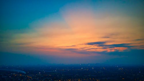 Dramatic Sky Photography