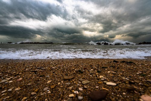 Dramatic Seascape Photography