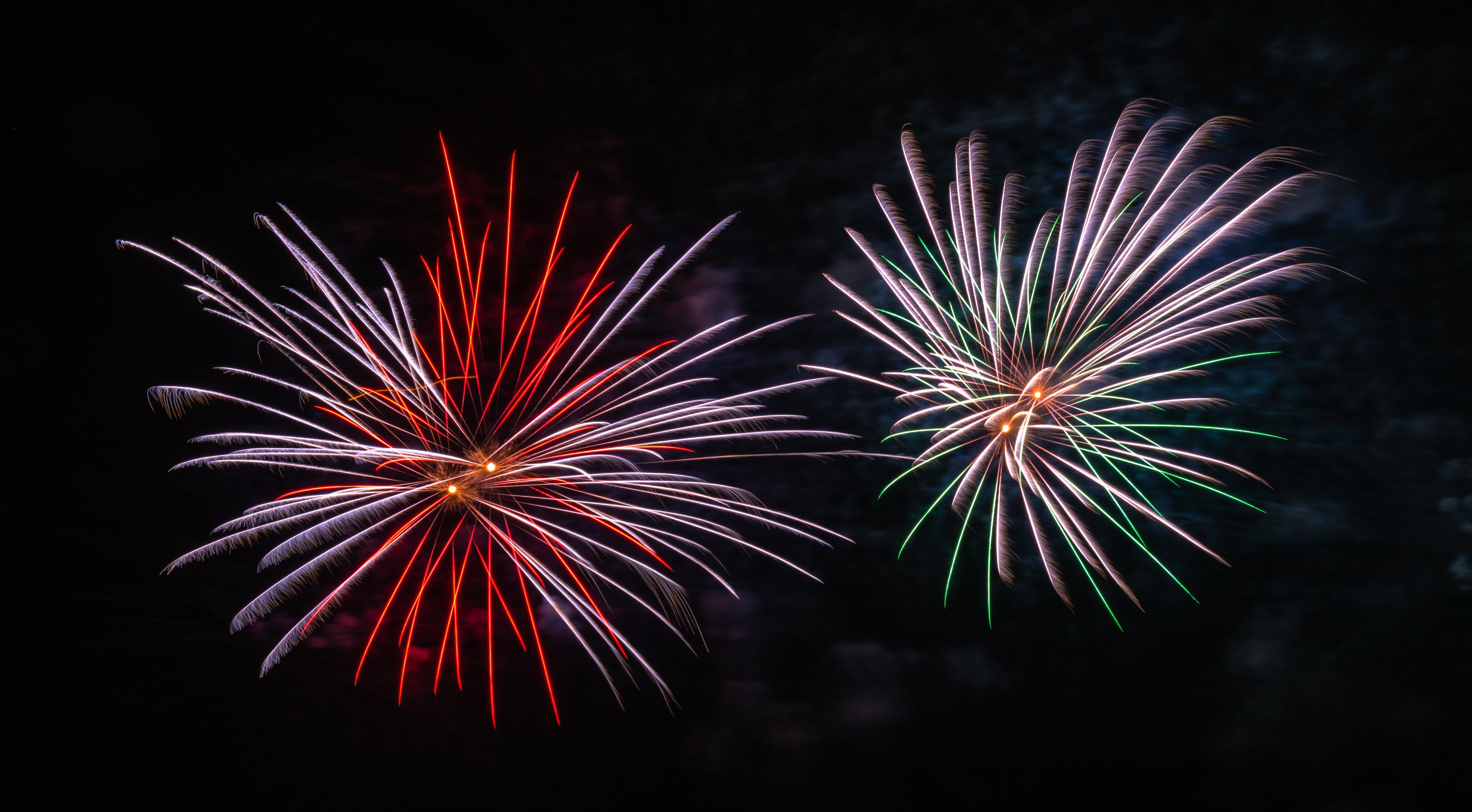 Photo of Multicolored Fireworks