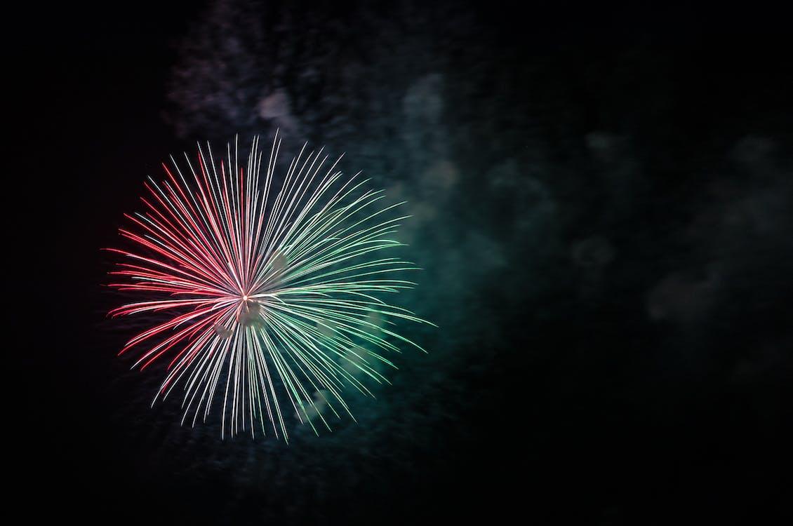 any nou, brillant, Cap d'any